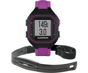 Garmin Forerunner 25 HR noir / violet