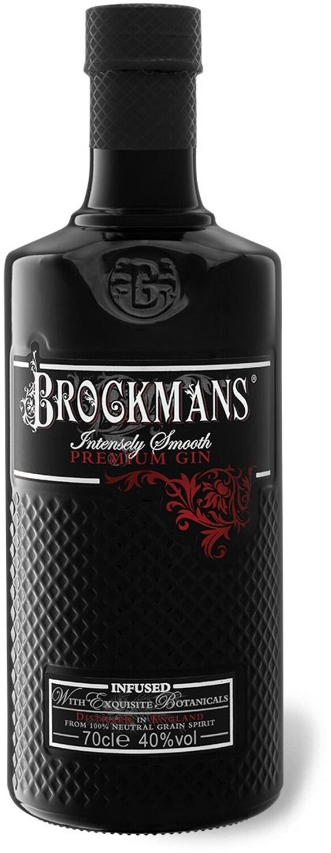 Brockmans Intensely Smooth Premium Gin 0,7l 40%
