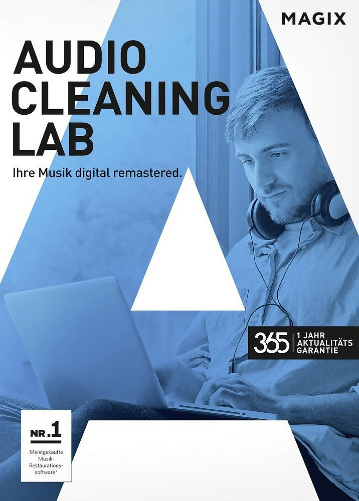 Image of Magix Audio Cleaning Lab 2017