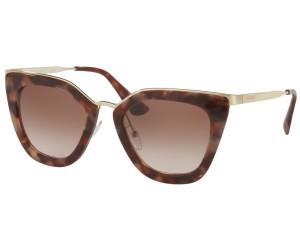 PRADA Prada Damen Sonnenbrille » PR 53SS«, blau, KJO4O0 - blau/silber