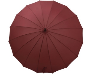 Doppler London Umbrella wine red