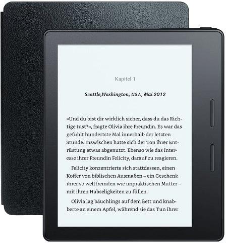 Kindle Oasis WiFi schwarz