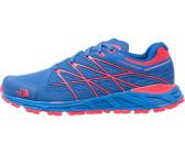 The North Face Ultra Endurance Women s blue quartz rocket red 42f61d78378