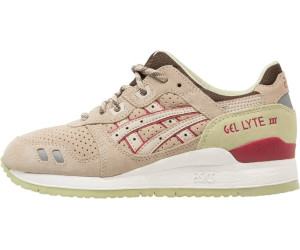 ASICS Gel Lyte III White Light Grey Sneaker Donna con pelle Upper MIS. 37