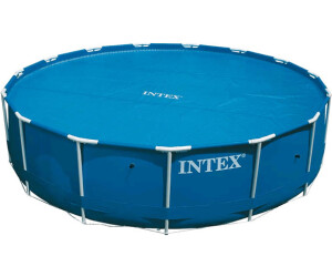 blau Intex Solarabdeckplane für Easy Frame Pool isolierend Ø 305 cm