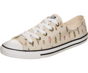 6ef8aa989bb8 Buy Converse Chuck Taylor All Star Dainty Ox - parchment steel can ...