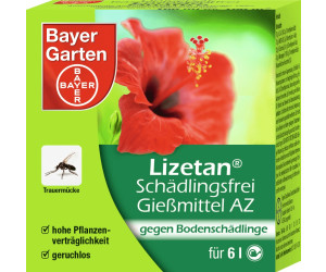 bayer garten sch dlingsfrei lizetan gie mittel az 30ml ab 7 78 preisvergleich bei. Black Bedroom Furniture Sets. Home Design Ideas