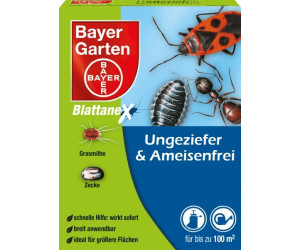 bayer garten ungeziefer ameisenfrei blattanex 125ml ab 7 22 preisvergleich bei. Black Bedroom Furniture Sets. Home Design Ideas