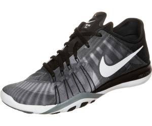 833424 100 Nike Free TR 6 Print WhiteBlack