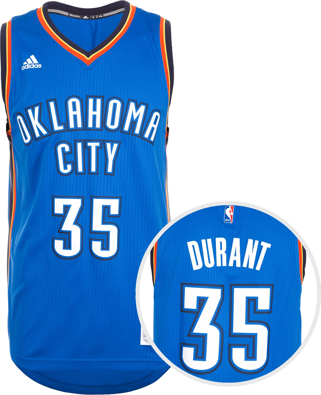 Adidas Oklahoma City Thunder Durant Jersey 2015/16 away