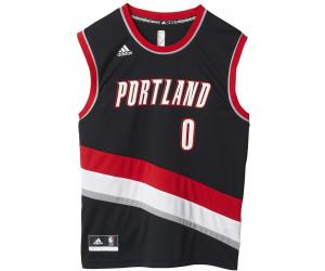 Adidas Damian Lillard Portland Trail Blazers Trikot 201516
