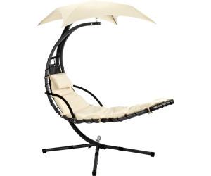 leco schwingliege mit sonnendach 360001 ab 99 00 preisvergleich bei. Black Bedroom Furniture Sets. Home Design Ideas