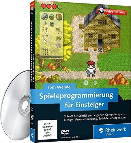 Rheinwerk Verlag Spieleprogrammierung für Einst...
