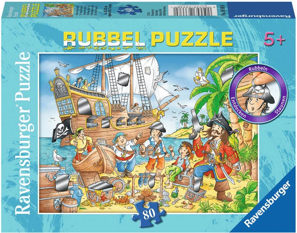 Ravensburger Spaß auf dem Piratenschiff
