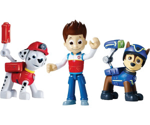 Buy Spin Master Paw Patrol Action Pup (Pack of 3) from £10 00