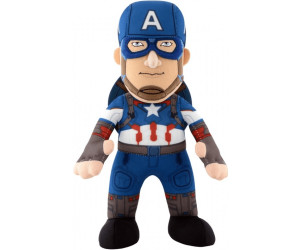 Image of Bleacher Creatures Marvel Avengers Age of Ultron Captain America Plush 25 cm