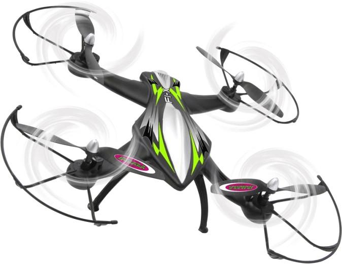 Jamara F1X Quadrocopter Altitude HD AHP+