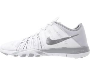 0e3cc57fd6 Nike Free TR 6 Damen Trainingsschuh - Black White Volt Cool Grey 833413