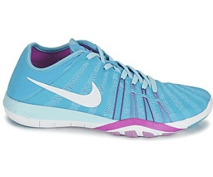 29ebd8e887e06 Buy Nike Free TR 6 Wmn gamma blue white hyper volt fuchsia glow from ...
