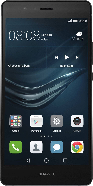 Huawei P9 lite Dual 3GB schwarz