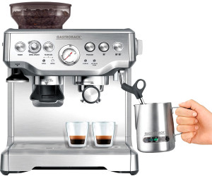 gastroback design espresso advanced pro g s 42612 s ab. Black Bedroom Furniture Sets. Home Design Ideas
