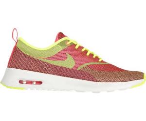 France Femmes Nike Air Max Thea Jacquard BlackWhite