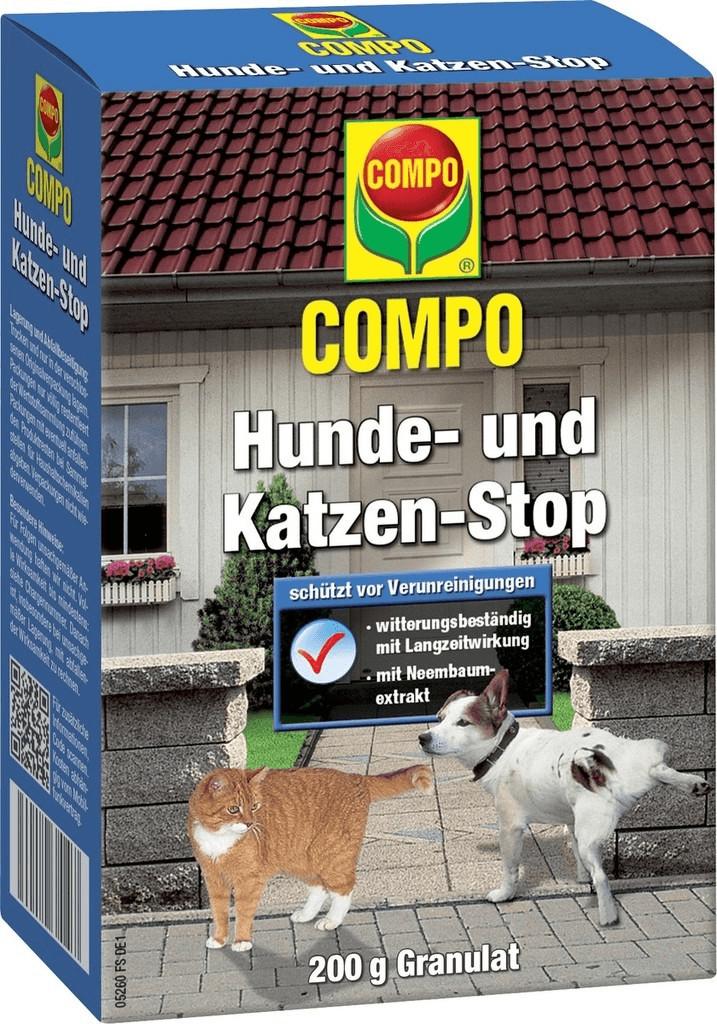 Compo Hunde- und Katzenstop 200g