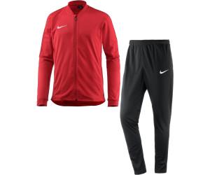 Modern und elegant in der Mode Fabrik großer Abverkauf Nike Academy 16 Trainingsanzug rot ab 44,40 ...