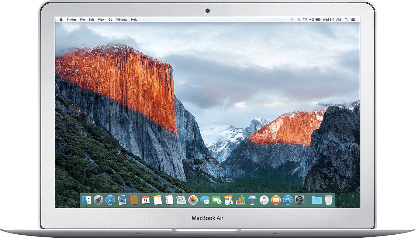 "Image of Apple MacBook Air 13"" 2015 (MMG)"