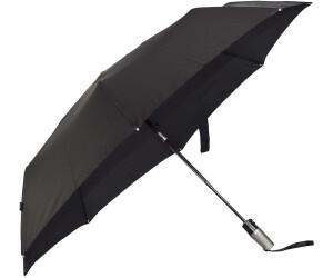 Knirps T.900 Extra Long AC Regenschirm Taschenschirm Schirm Schwarz Black
