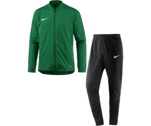 Nike Academy 18 Damen Trainingsanzug weiß schwarz
