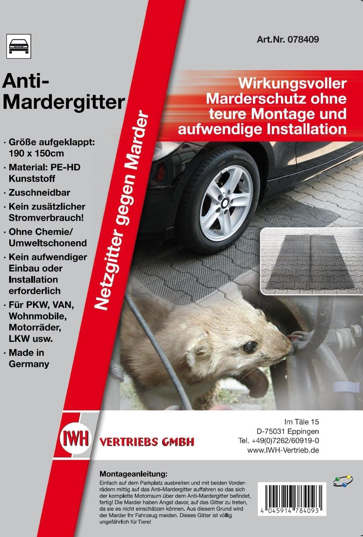 IWH Anti-Marder Gitter