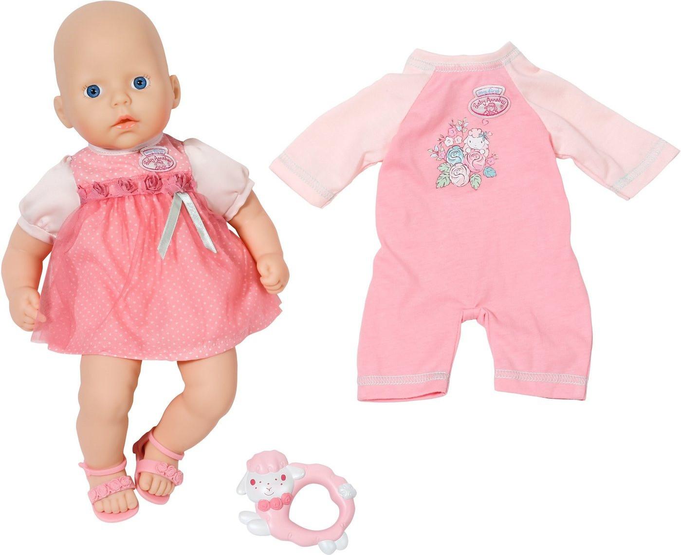 Baby Annabell my first - RosenSet mit Strampler (794333)