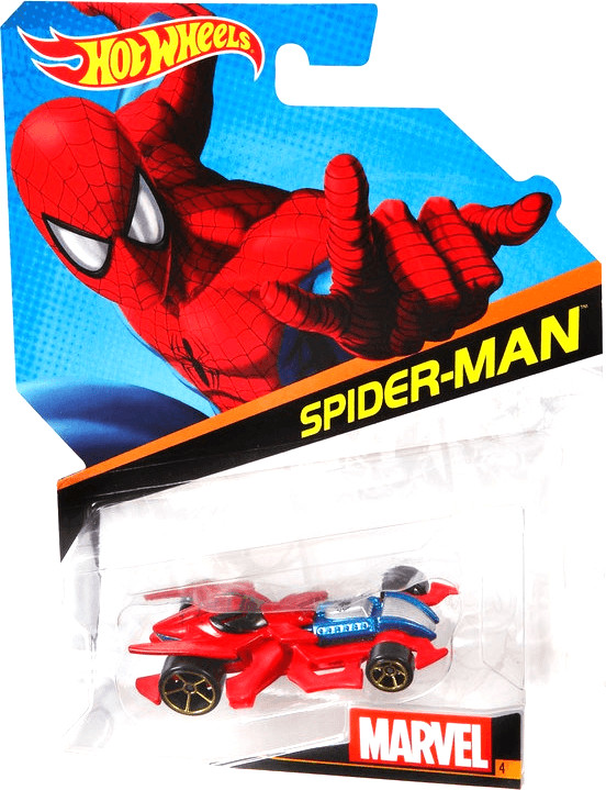 Hot Wheels Marvel Auto - Sortiment