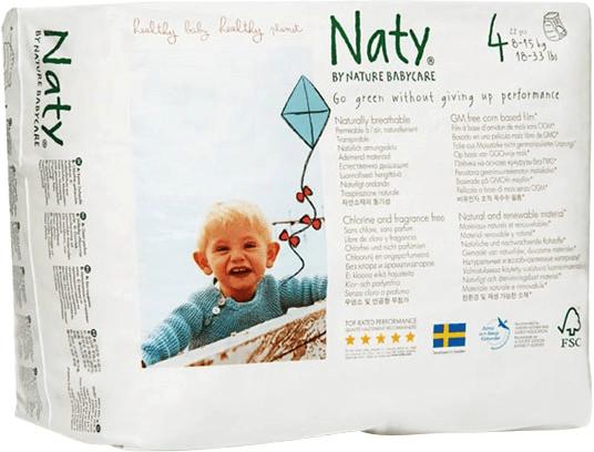 Naty Windelhöschen Größe 4