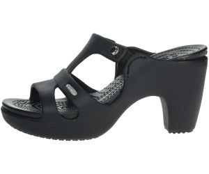Pantolette CYPRUS V HEEL black CROCS Damenschuhe