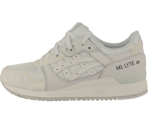 asics gel lyte iii all white