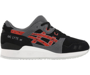81e58b3a1604 Buy Asics Gel-Lyte III Granite Pack black chili from £60.00 – Best ...