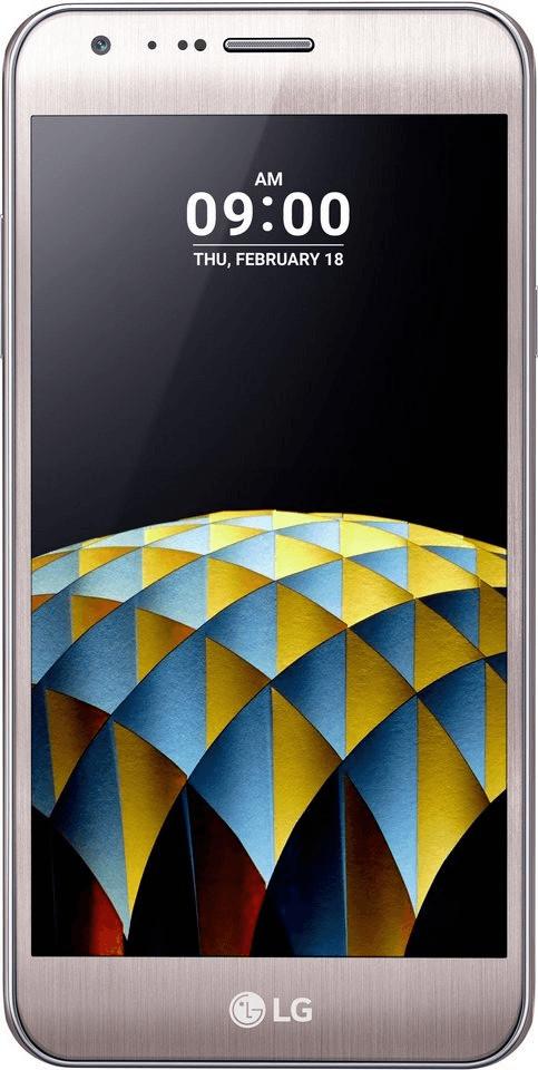 LG X cam Gold