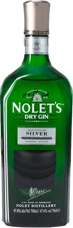 Nolet Dry Gin Silver 0,7l 47,6%