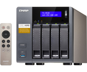 buy qnap turbostation ts 453a 4g from compare. Black Bedroom Furniture Sets. Home Design Ideas