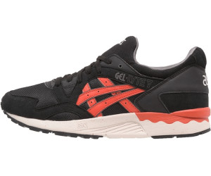 asics gel lyte 5 black chili