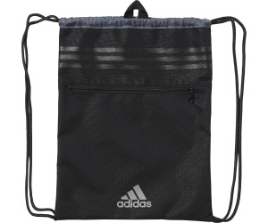 Adidas 3 Stripes Gymbag black/vista grey (AK0005)