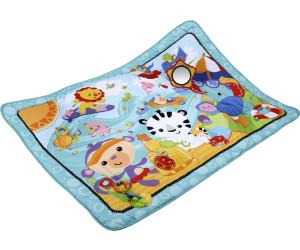 Fisher price tapis d 39 veil g ant amis de la jungle au meilleur prix sur - Fisher price tapis eveil jungle ...
