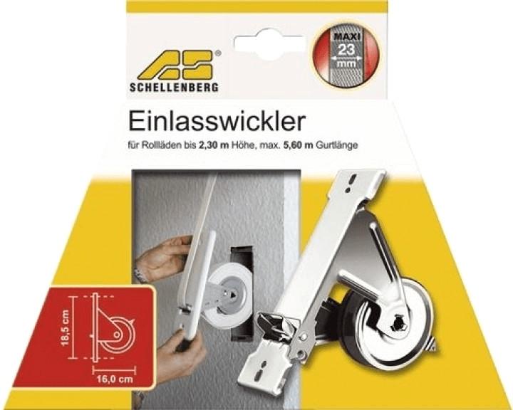 Schellenberg Einlasswickler 50400