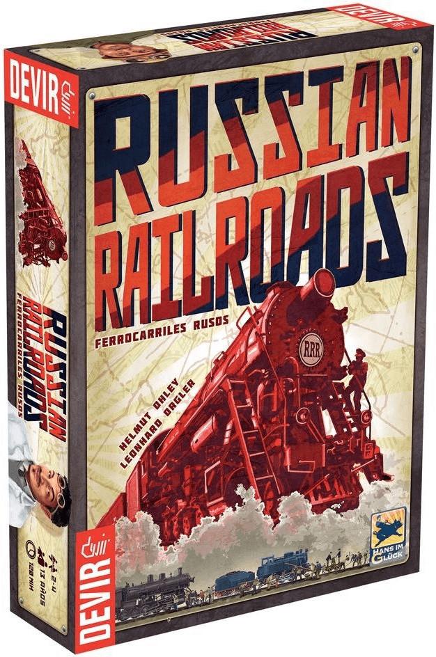 Devir Russian Railroads