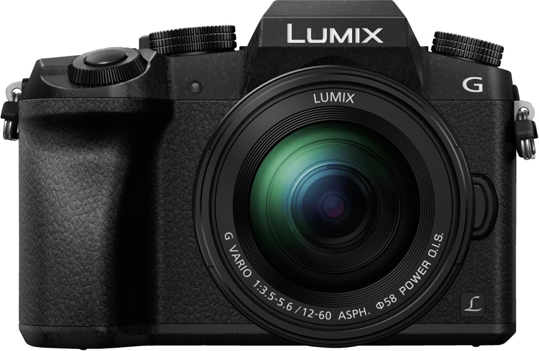 Panasonic DMC-G70MEG-K G 70+ 12-60 OIS SCHWARZ - Digital Camera - 16 MP