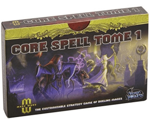 Image of Arcane Wonders Mage Wars Core Spell Tome 1
