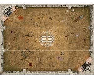 Image of Arcane Wonders Mage Wars Arena Playmat - Salenia