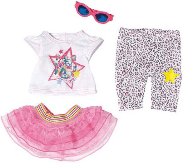 Baby Born Deluxe Glamour-Outfit (822241)